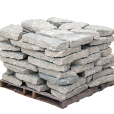 Glacier Grey flagstone cut walls stone