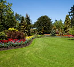 lawn and garden fertilizers and herbicides
