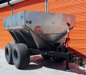 fertilizer spreader cart for rent